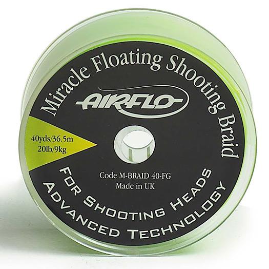 Airflo Miracle Floating Shooting Braid Airflo Miracle Floating Shooting Braid