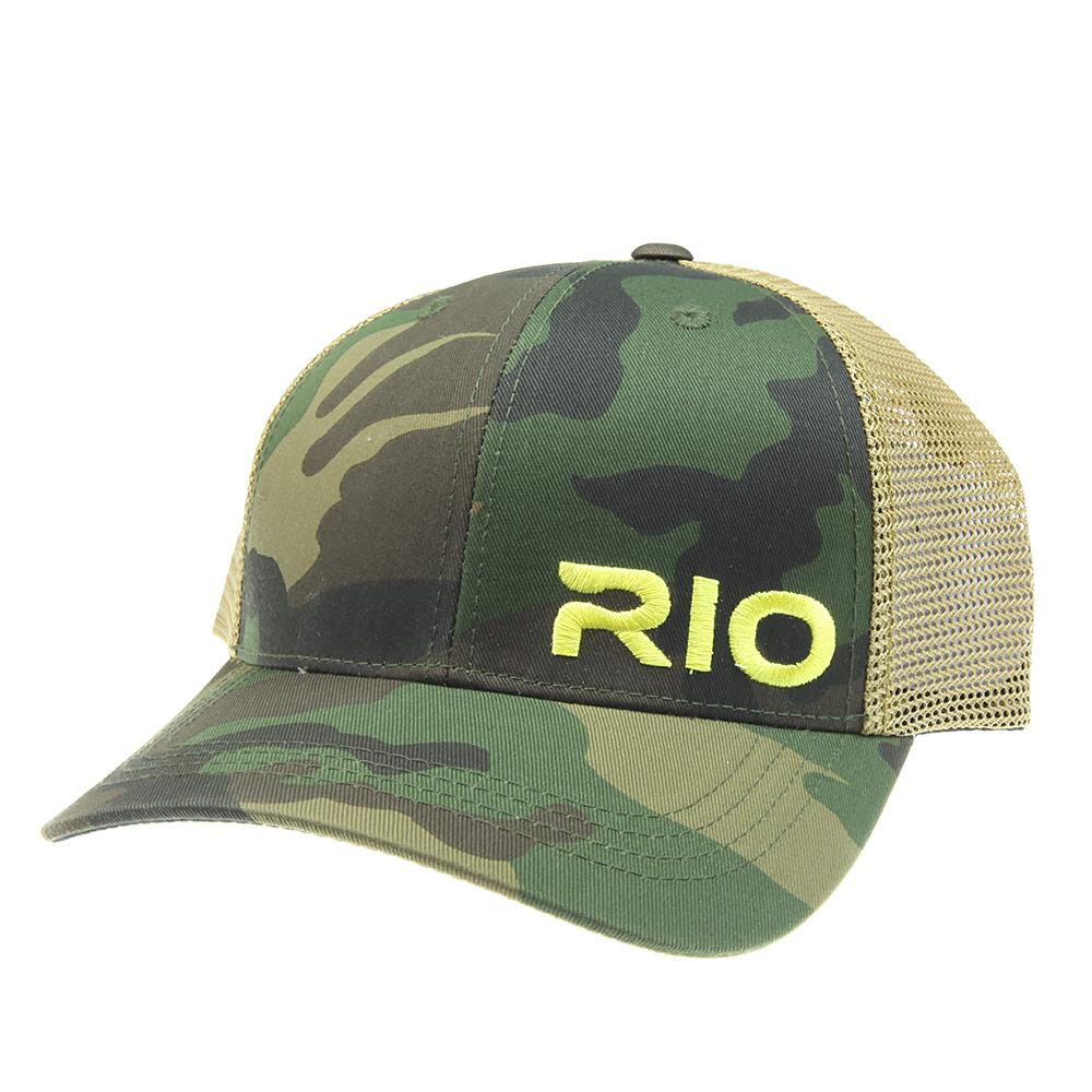 RIO Bug Hat, Camo RIO Bug Hat, Camo