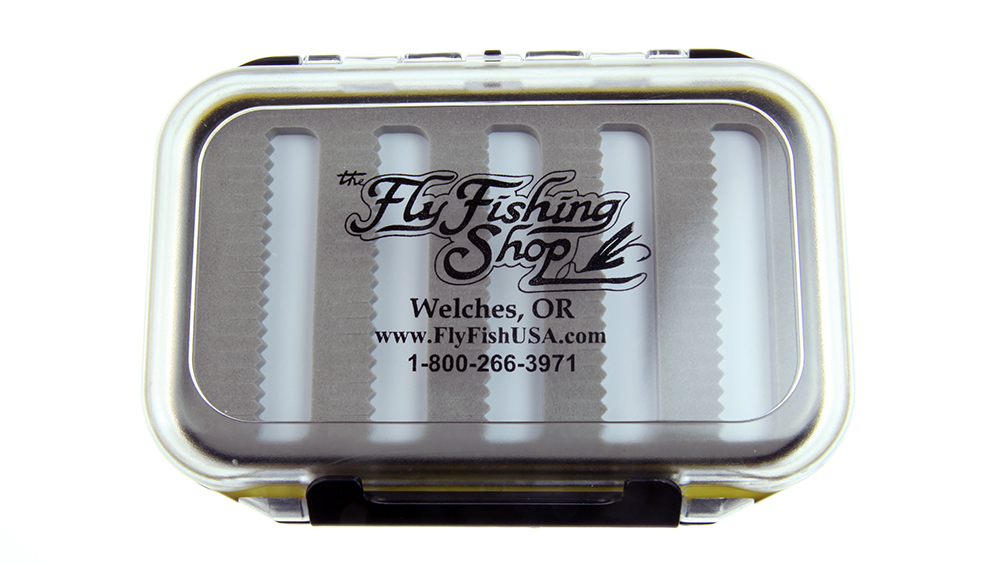 Custom FFS Waterproof Fly Boxes