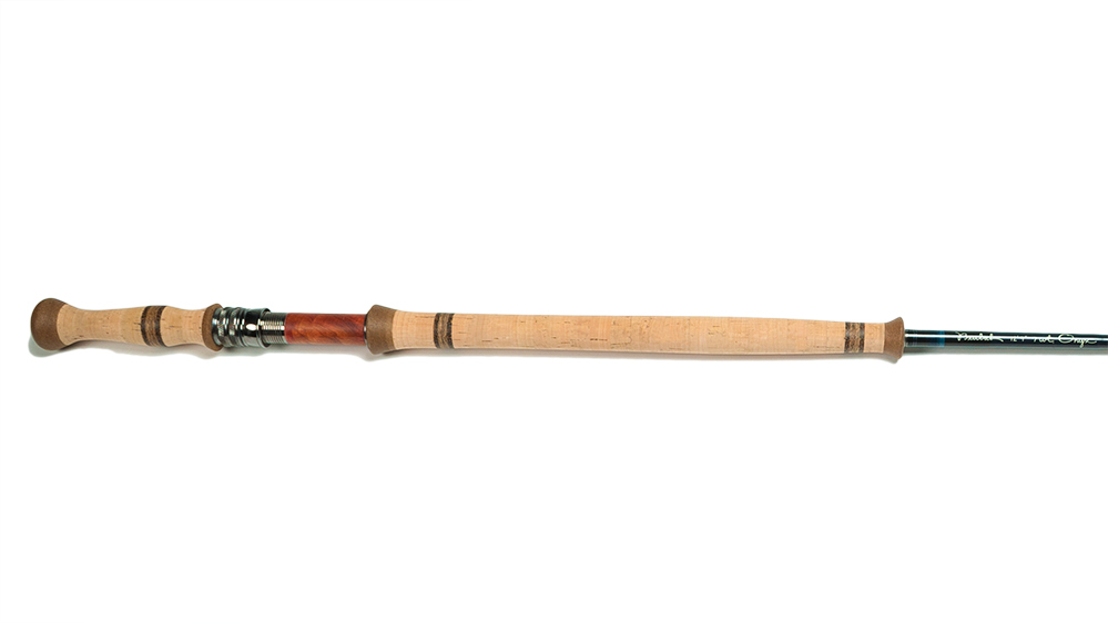 "7 weight 129"" 4 pc. Beulah Onyx Spey Rod  Onyx Spey,  Medium Fast Action, Spey Rod, steelhead rod, Sandy River, Clacamas River, Deschutes River, Rogue River, Oregon"
