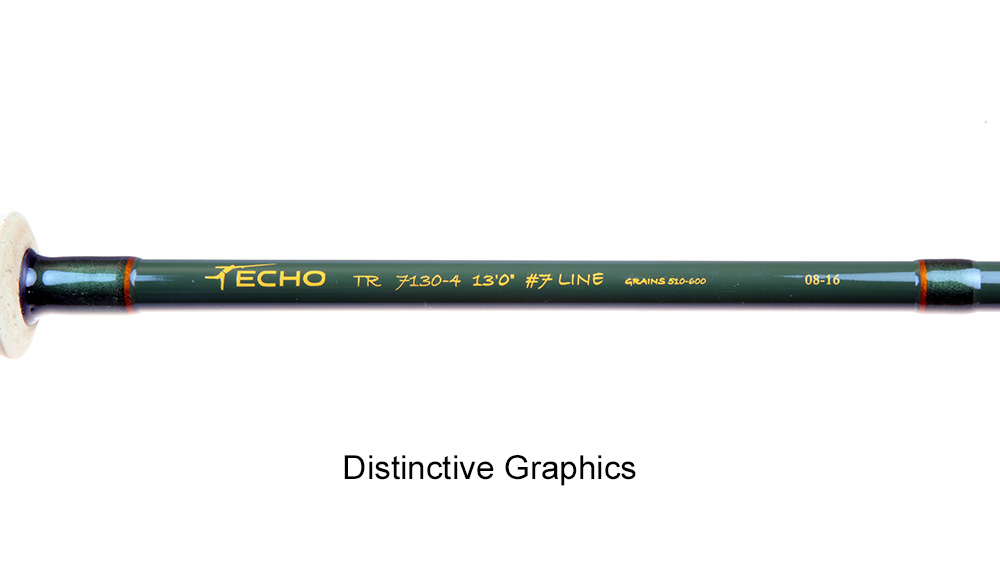 "7 weight  13'0""  4pc.  Echo TR - ECHOTR7130"