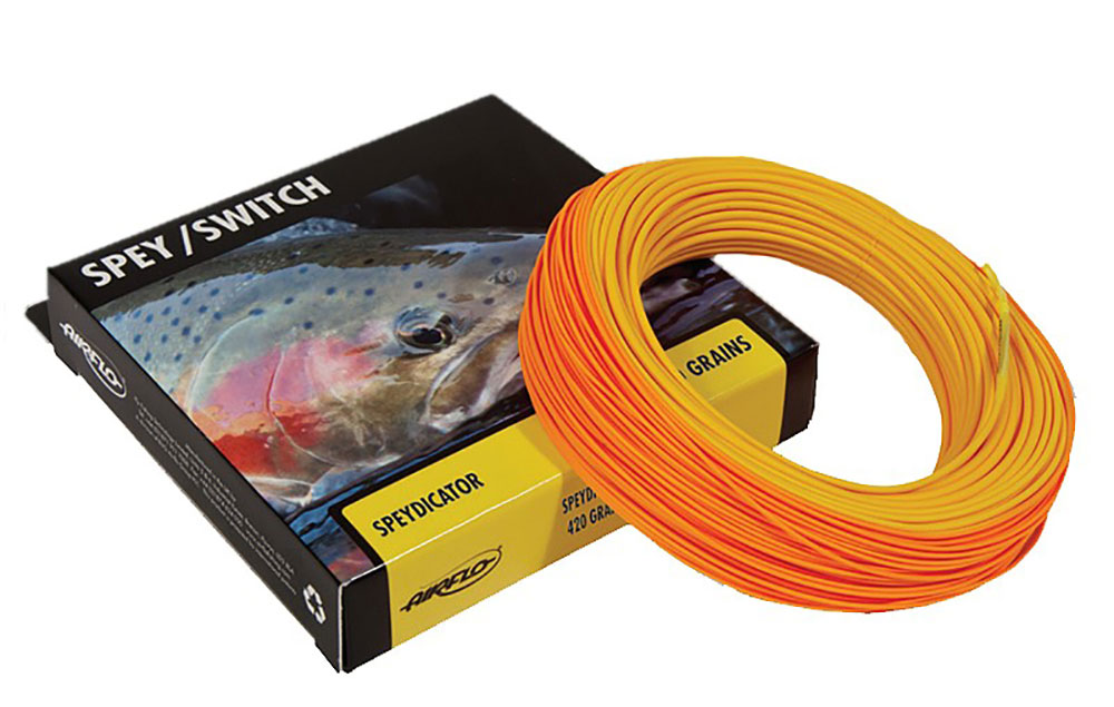 Airflo Speydicator fly line with box