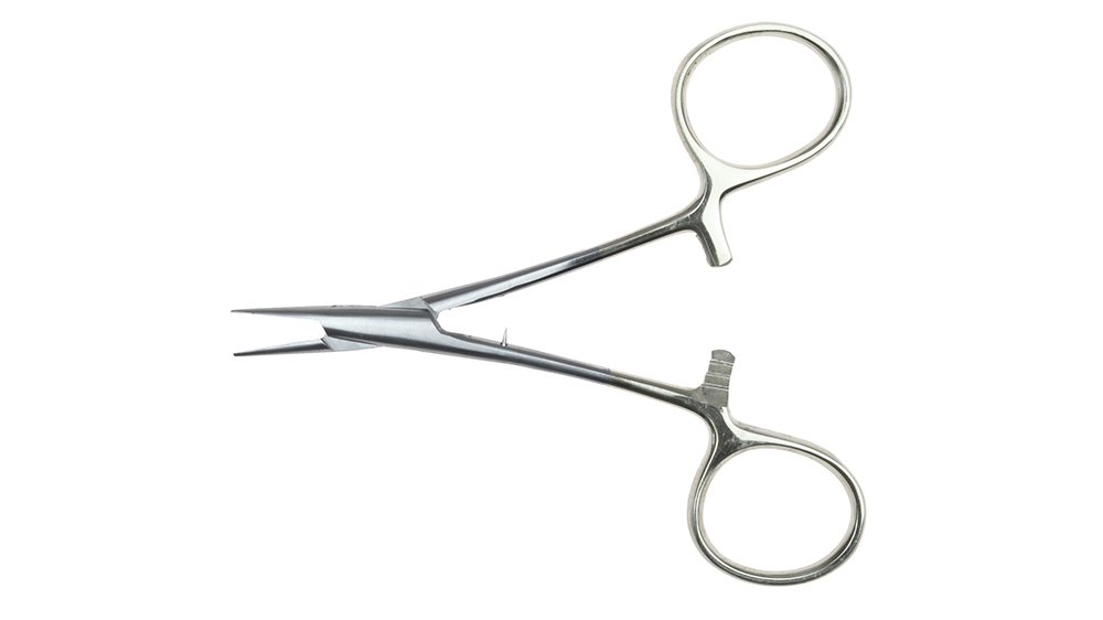 "Anglers Accessories Spring Creek Forceps, Heavy Duty 5"" Anglers Accessories Spring Creek Forceps, Heavy Duty 5"""