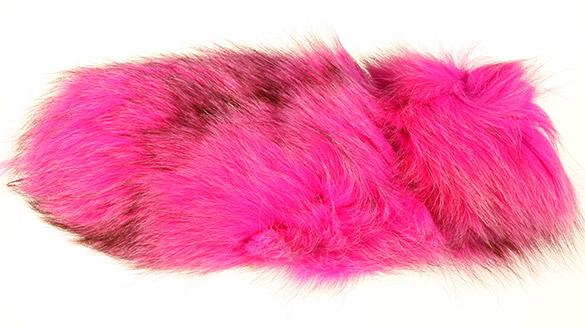 Arctic Fox Tail - FOX-001
