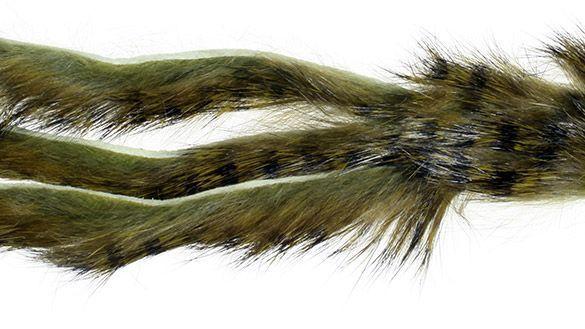 Black Barred Rabbit Strips - BRS6