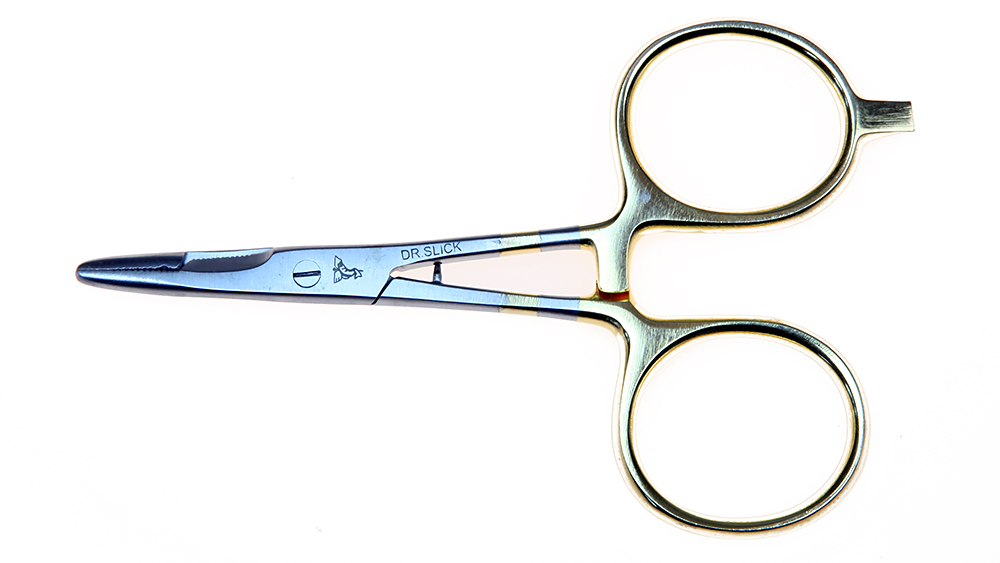 "Dr. Slick Scissor Clamp,  4"" Dr. Slick Scissor Clamp  4"""