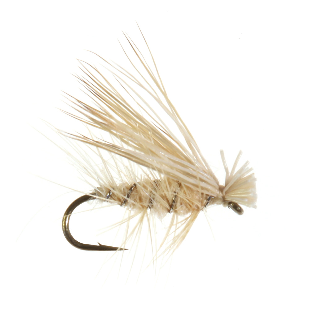 Elk Hair Caddis, Cream Elk Hair Caddis, Cream