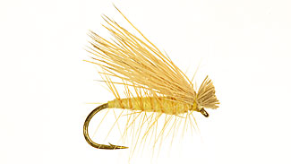Elk Hair Caddis Yellow Elk Hair Caddis Yellow