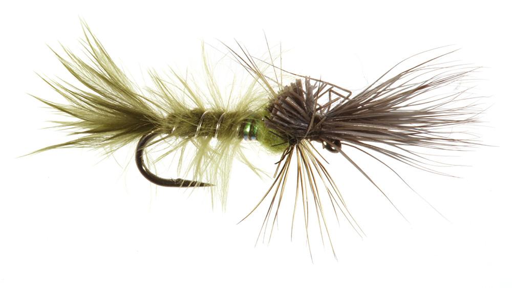 Fluttering Mayfly Cripple Blue Wing Olive Fluttering Mayfly Cripple Blue Wing Olive