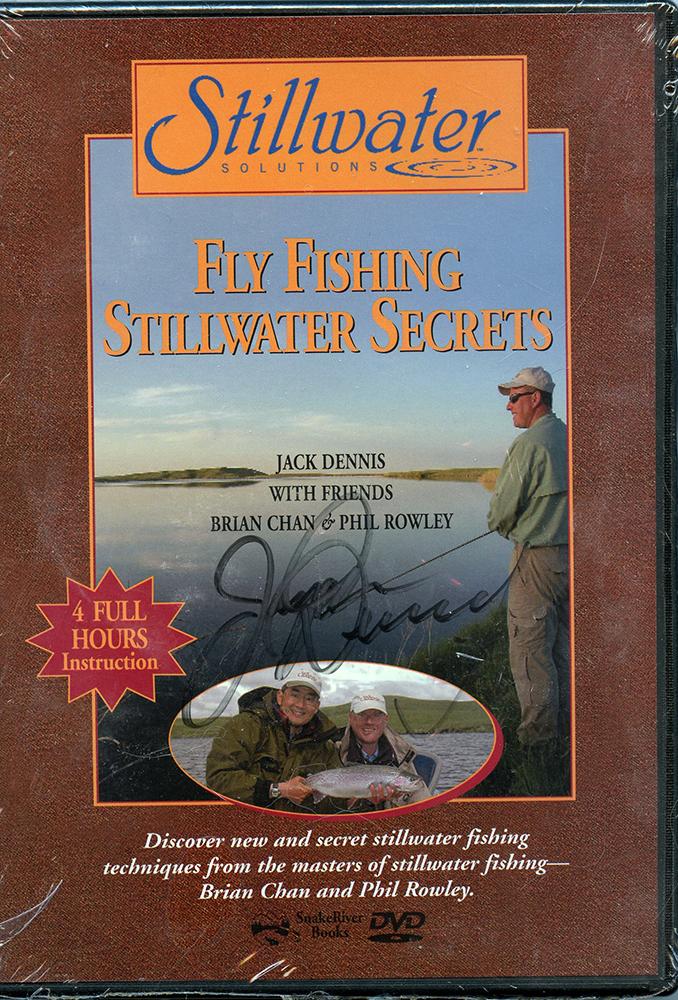 Fly Fishing Stillwater  Secrets Fly Fishing Stillwater  Secrets