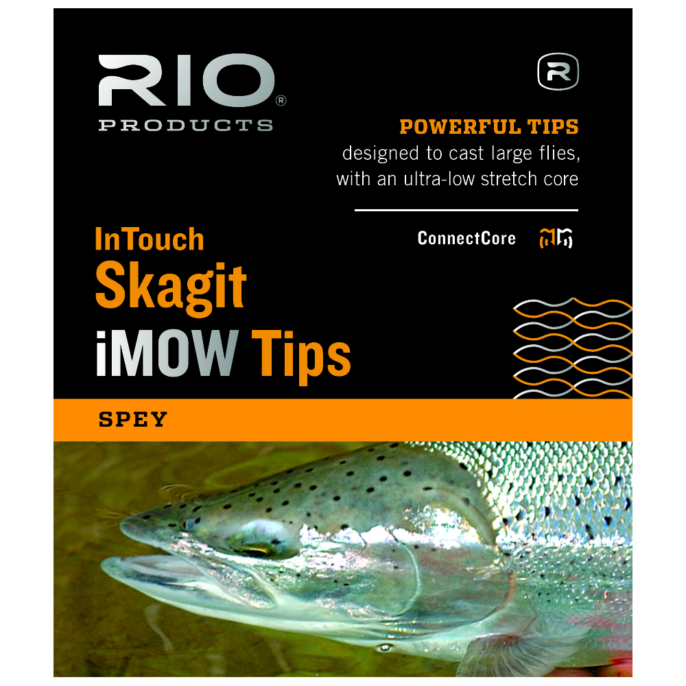 InTouch Skagit iMow Tip 2.5 Int/7.5 T11 Medium InTouch Skagit iMow Tip 2.5 Int/7.5 T11 Medium