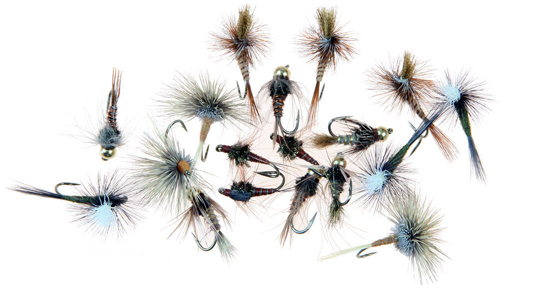 March Brown Equalizer Fly Kit