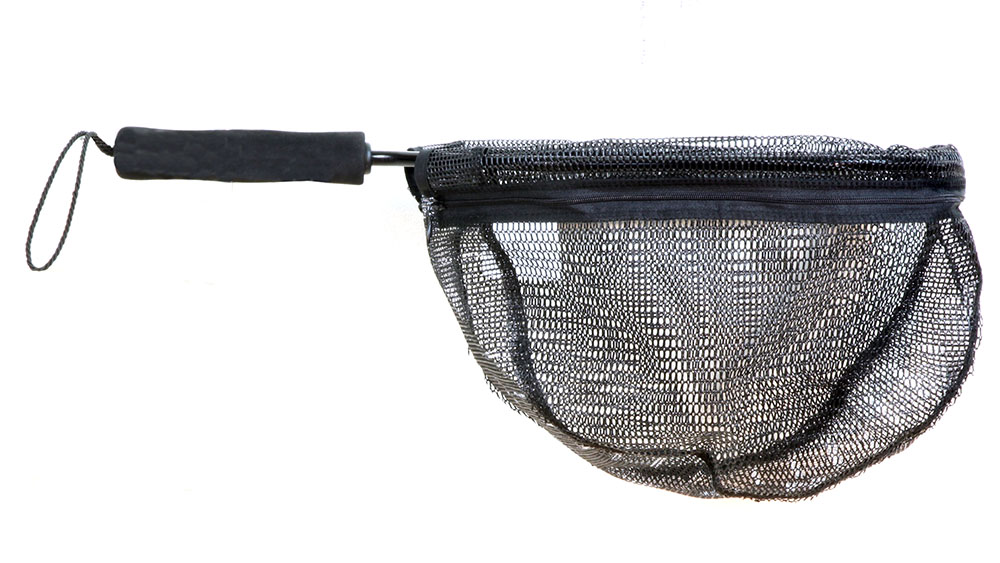 Measure Net, Small with Rubber Bag Small  Measure Net with Rubber Bag
