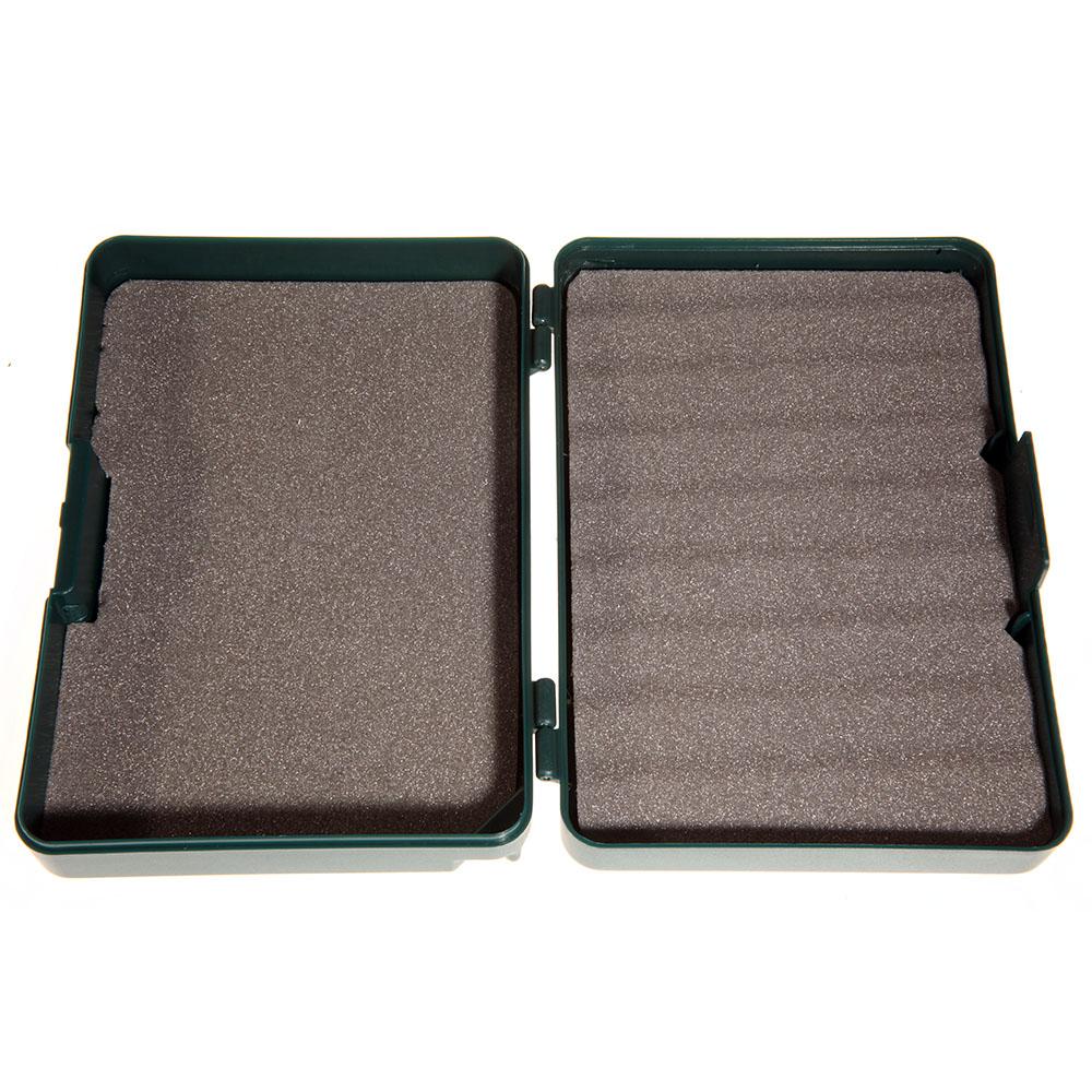 Medium Size Interlocking Ripple-Flat Fly Box - 3780-12-11