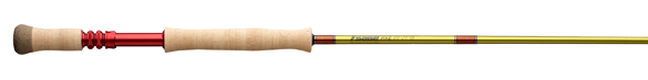 "11 weight 90"" 4 pc. Sage Musky Rod Musky Rod 4pc"