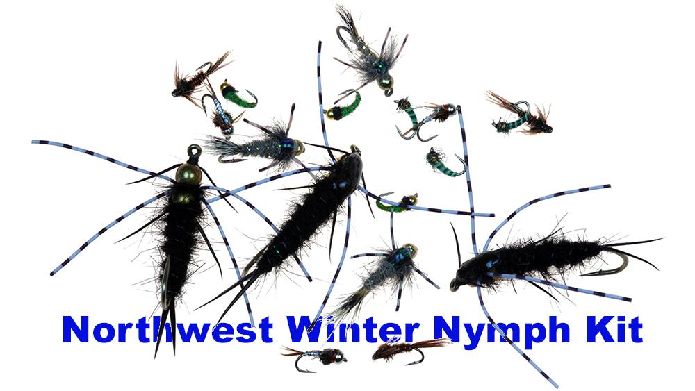 Northwest Winter Nymph Kit Northwest Winter Nymph Kit