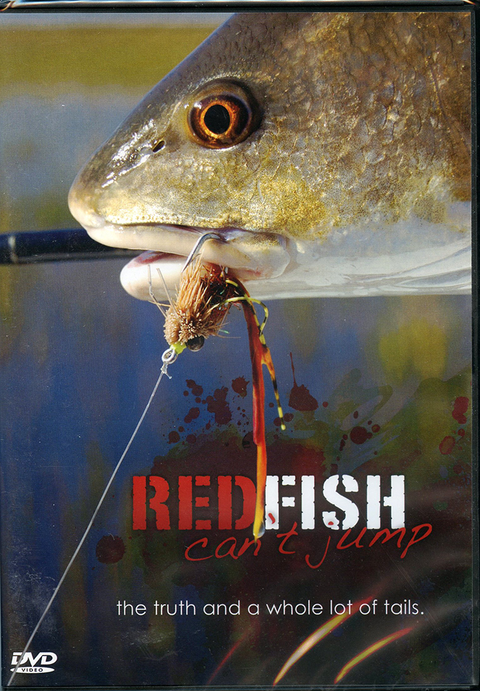 Redfish Cant Jump: The Truth and a Whole Lot of Tails Redfish Cant Jump: The Truth and a Whole Lot of Tails