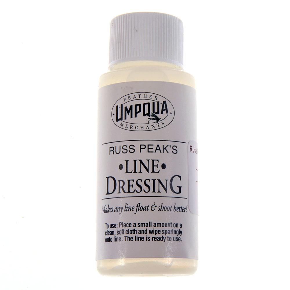 Russ Peak Line Dressing Russ Peak Line Dressing