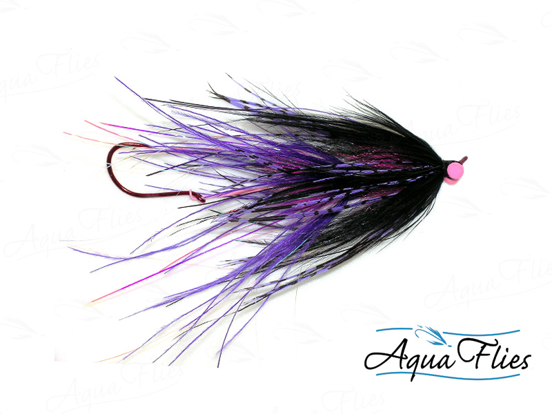 Stus Rhea Intruder, Purple/Black