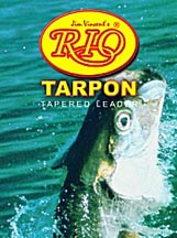 Tarpon Leader with Fluorocarbon shock tippet Tarpon Leader with Fluorocarbon shock tippet