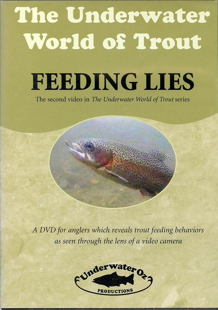 The Underwater World Of Trout Volume 2: Feeding Flies The Underwater World Of Trout Volume 2: Feeding Flies