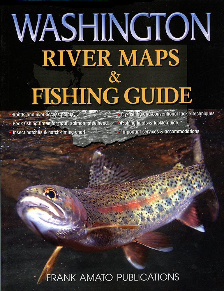 Washington River Maps and Fishing Guide Washington River Maps and Fishing Guide