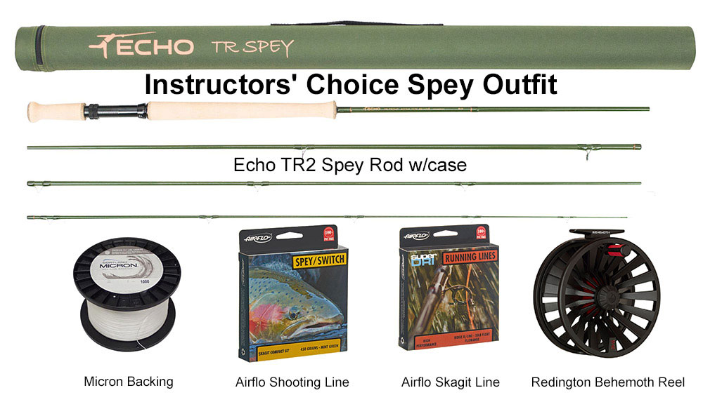 Fly Rod and Reel Combinations by The Fly Fishing Shop