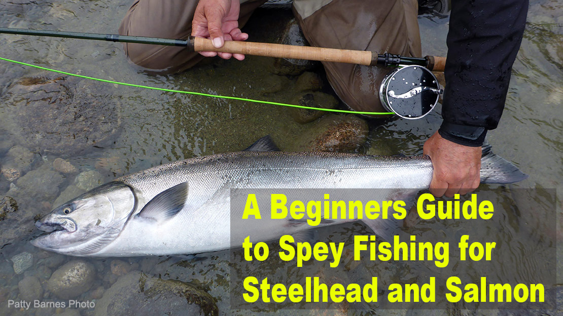 A Beginners Guide to Spey Fishing for Steelhead and Salmon