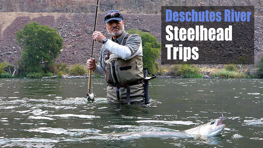 The fly fishing shop fly fishing guides in oregon for Guided fishing trips in oregon