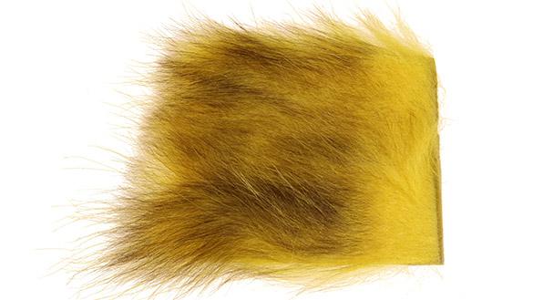 Hot Yellow