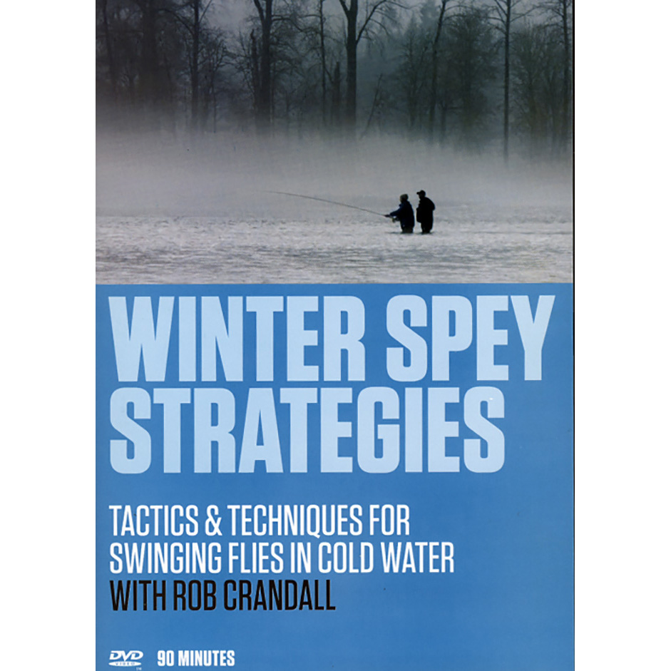 Winter Spey Strategies DVD, picture