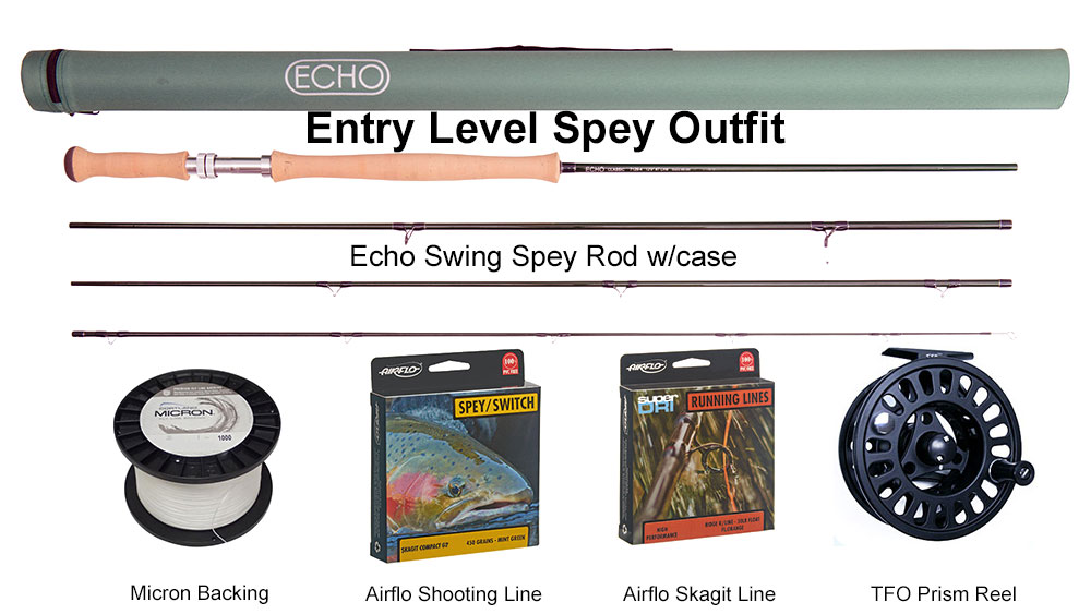 Echo Classic Spey Outfit