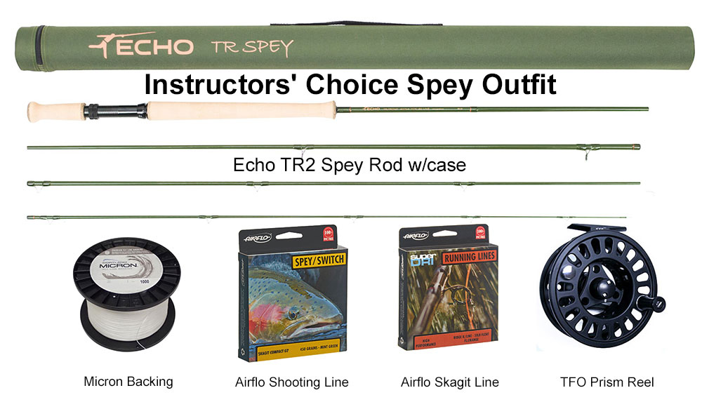 Instructors' Choice Spey Outfit