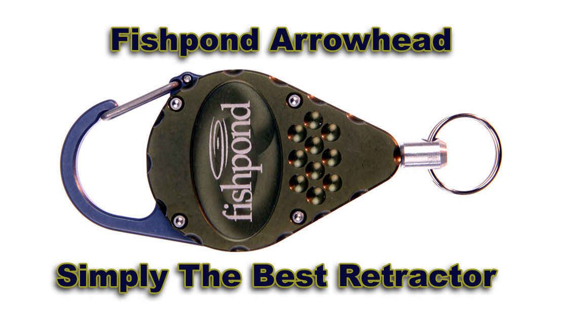 Fishpond Arrowhead Retractor