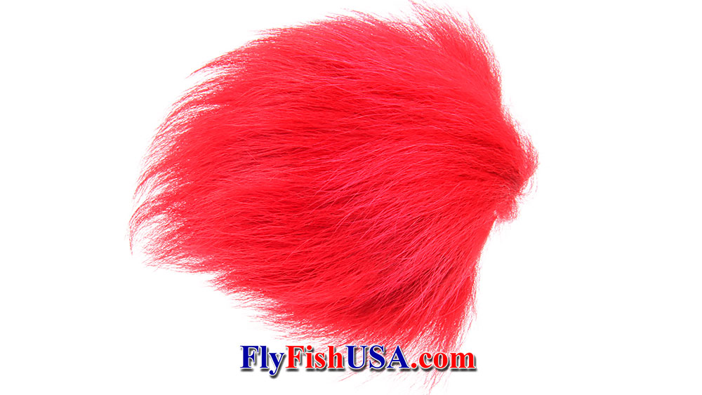 Arctic Fox Tail Pieces