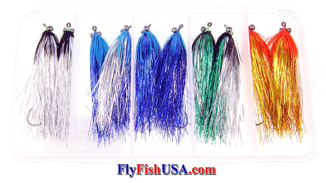Perfect Prom Dress Steelhead Flies