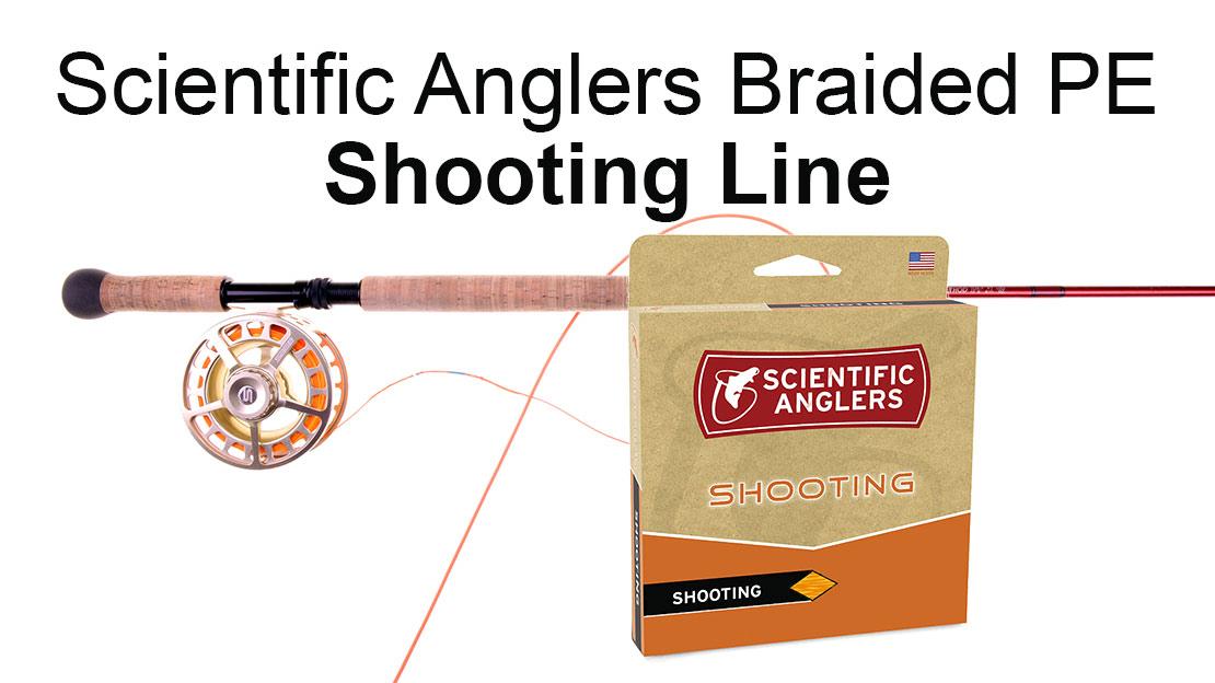 Scientific Anglers Braided PE