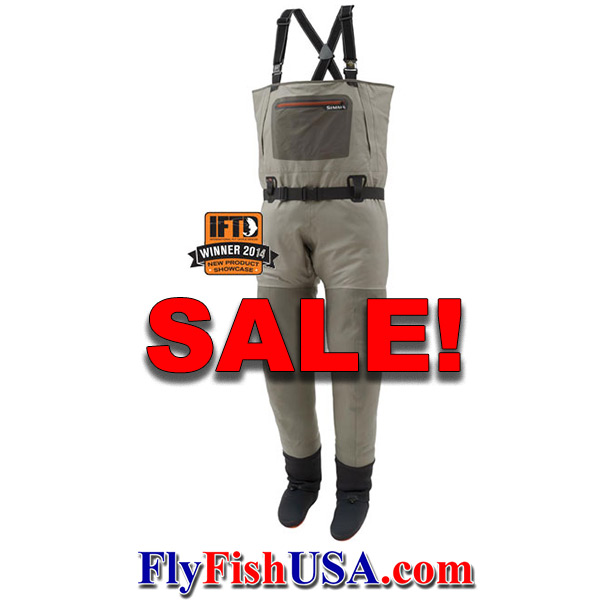 Simms G3 Waders on sale, picture