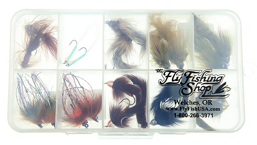 Trout Spey Fly Equalizer Kit