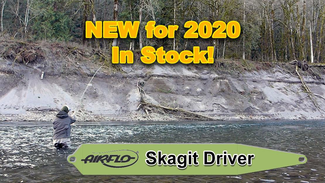Airflo Skagit Driver