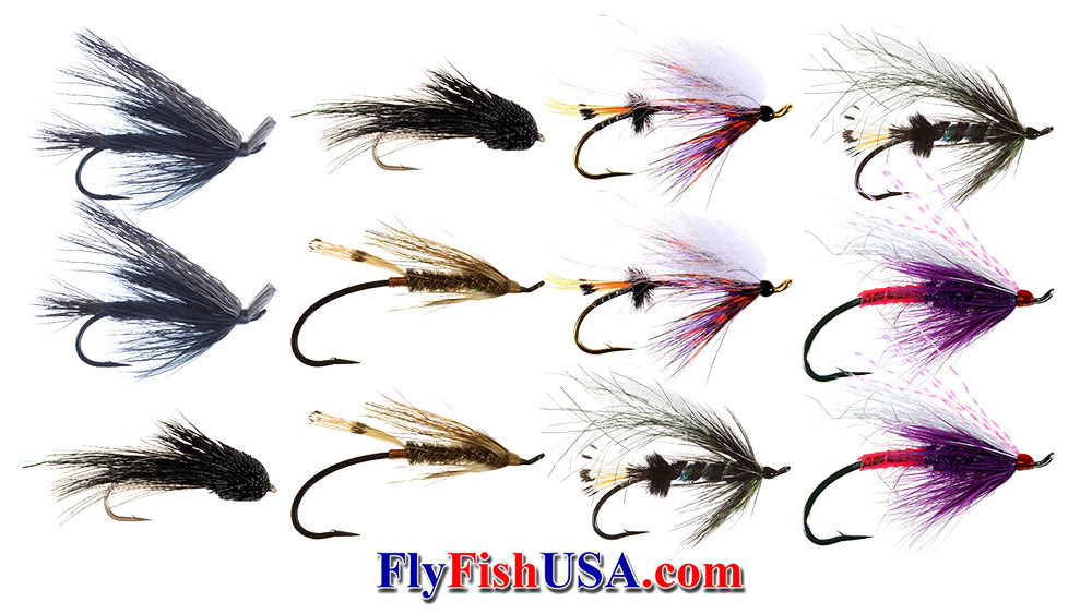 Deschutes River Summer Steelhead Fly Equalizer Kit