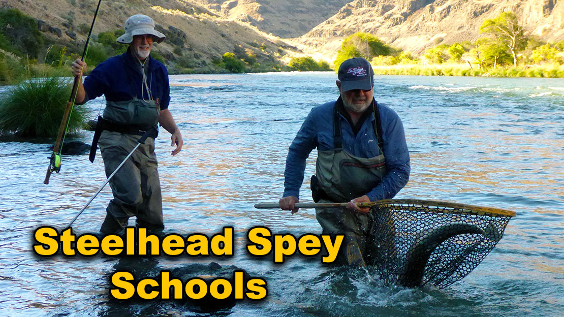 Fly Fishing Spey Schools