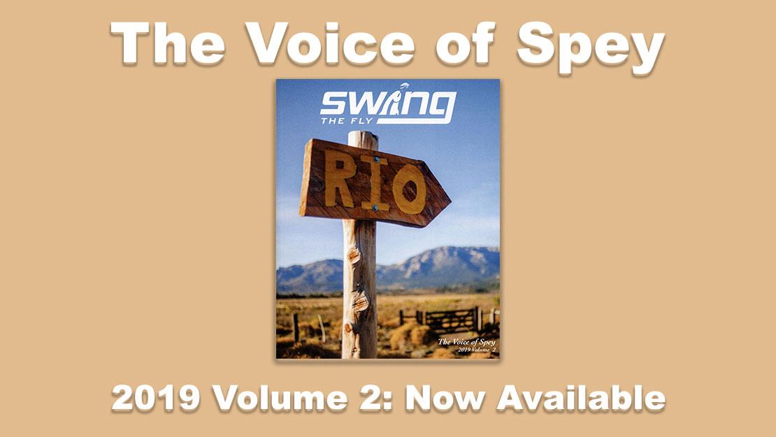 Swing the Fly Magazine, Volume 2, 2019