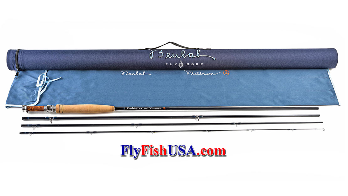 Beulah 3108 Euro Nymph Rod