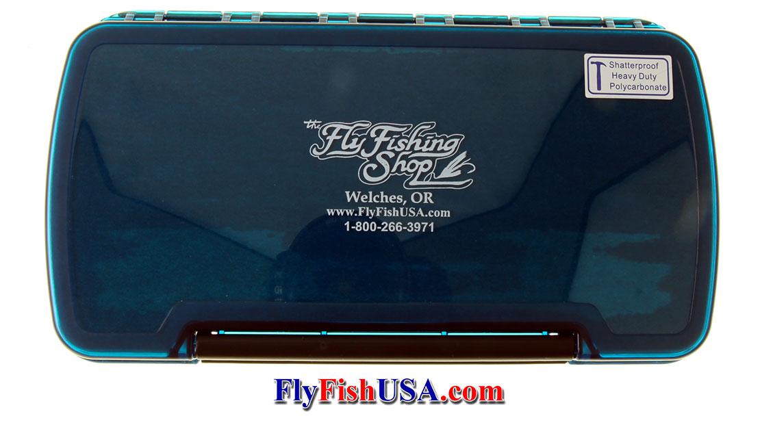 Custom logo Streamer/Intruder Fly Box