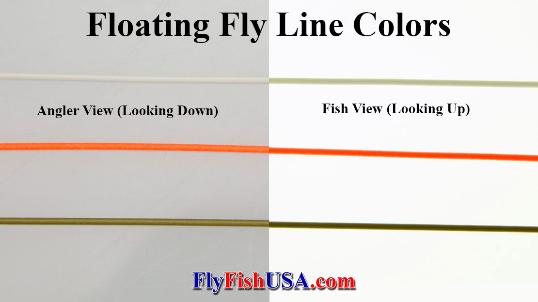 The Floating Fly Line Color Controversy