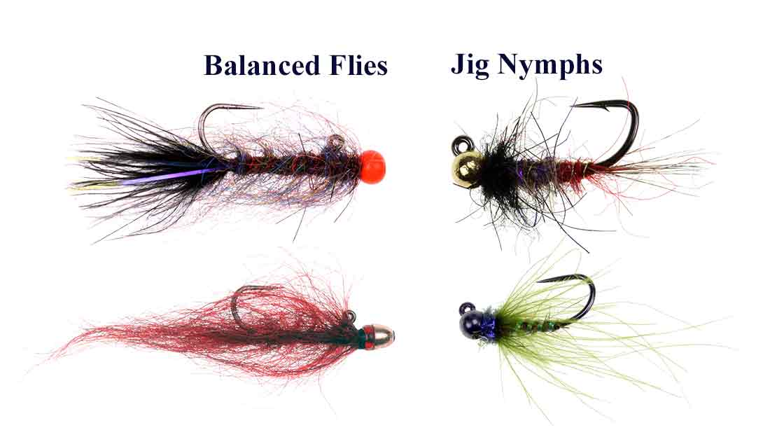 Picture, Balances and Jig Fly examples.