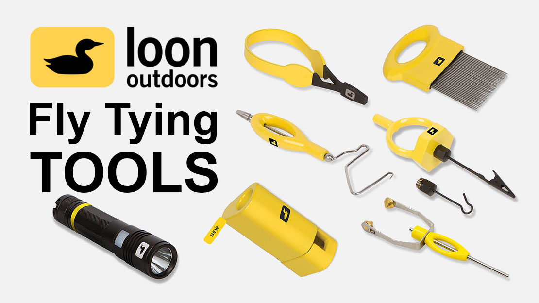 Loon Outdoors Fly Tying Tools