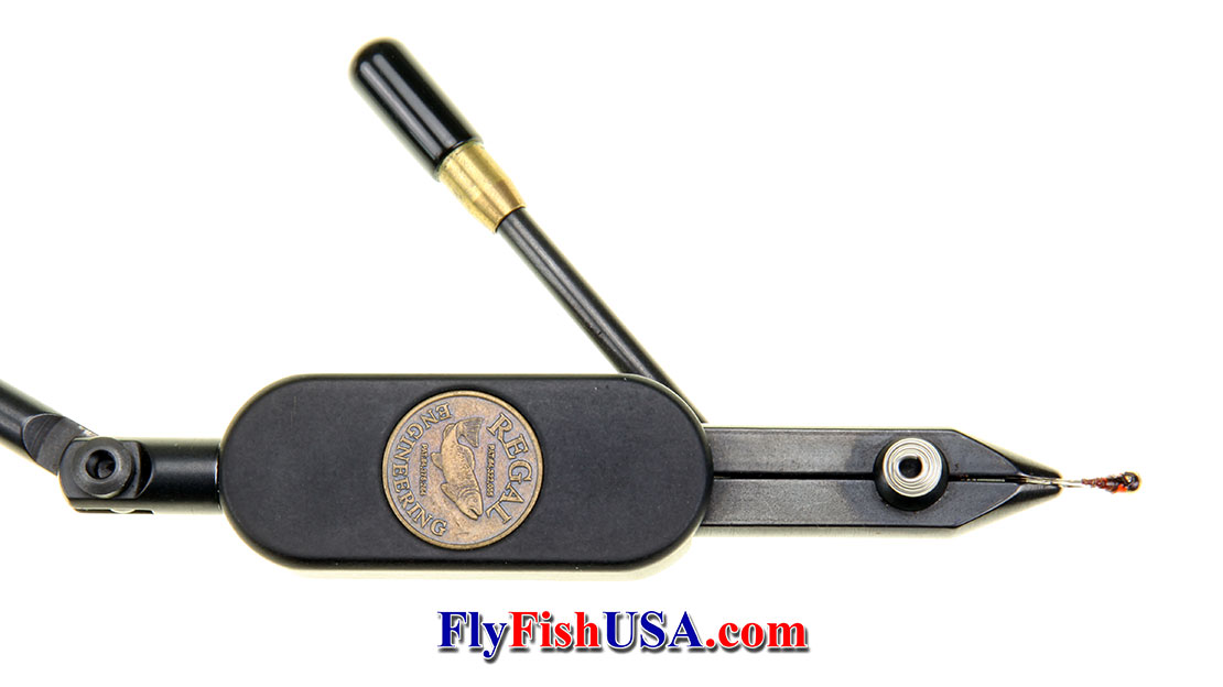 Regal Medallion C-Clamp Fly Tying Vises
