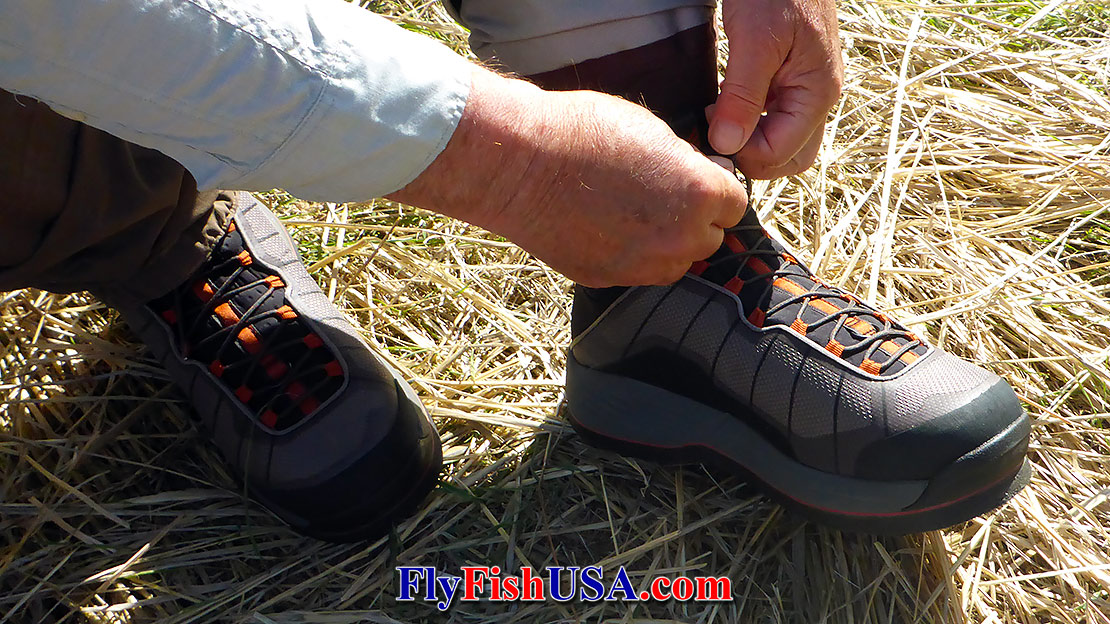 Simms Flyweight Wading Shoes